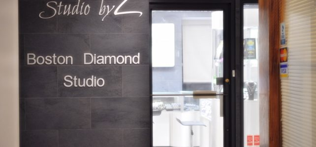 Boston Diamond Studio - Jewelers Building in Boston